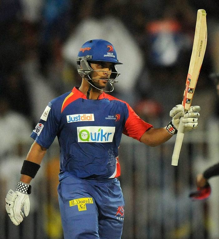 In fact, Duminy's fifty was off just 44 balls. (BCCI image)