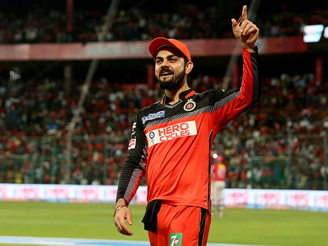 IPL: Virat Kohli's Fiery Ton Takes RCB to Second Spot