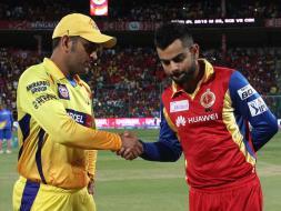 Photo : IPL 2015: Raina, Nehra Help Dhoni's Chennai Beat Kohli's Bangalore