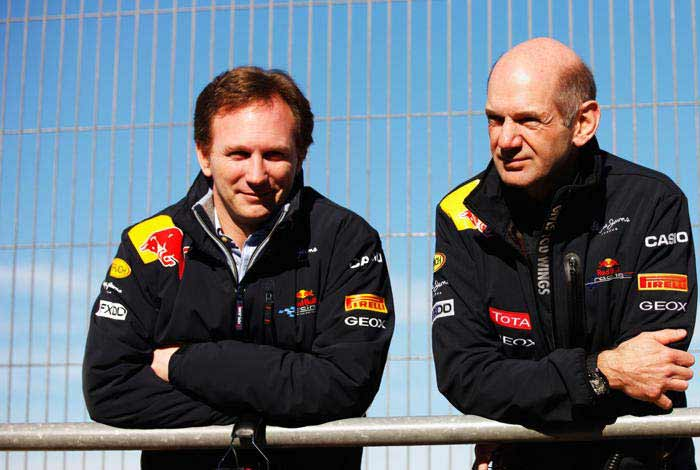 Team principal Christian Horner's decision to give both his drivers an equal chance to fight it out for the championship last season, was quite exemplary. RBR will bank on Horner to take all the right calls. (Getty Images)