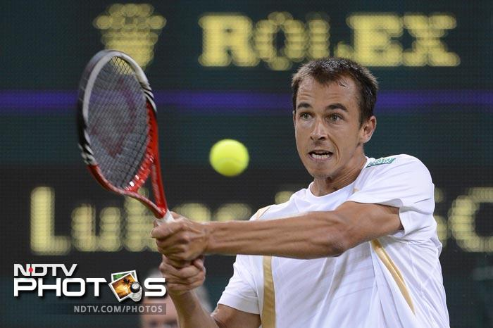 But Rosol proved a worthy opponent as he matched shot for shot and lost only in the tie-breaker, that too 9-11.