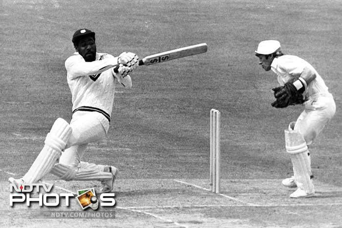 In the 1979 Prudential World Cup Final Richards scored 138 not out which would win the West Indies their second World Cup in a row. The most memorable shots were the two sixes off the last two balls off Mike Hendrick as he converted the yorkers into low full tosses and sent them out of the park.