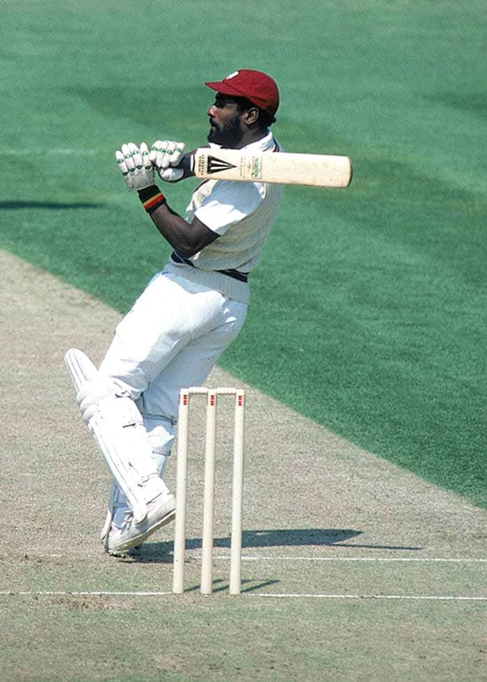 In 1984, Richards played the innings of his career; with the West Indies nine down, he led a rear guard action with Michael Holding. He would go on to make 189 not out which would remain the highest individual score in limited overs cricket till Saeed Anwar's 194 against India in 1997. The innings features at the top of Wisden's list of top innings in ODIs.
