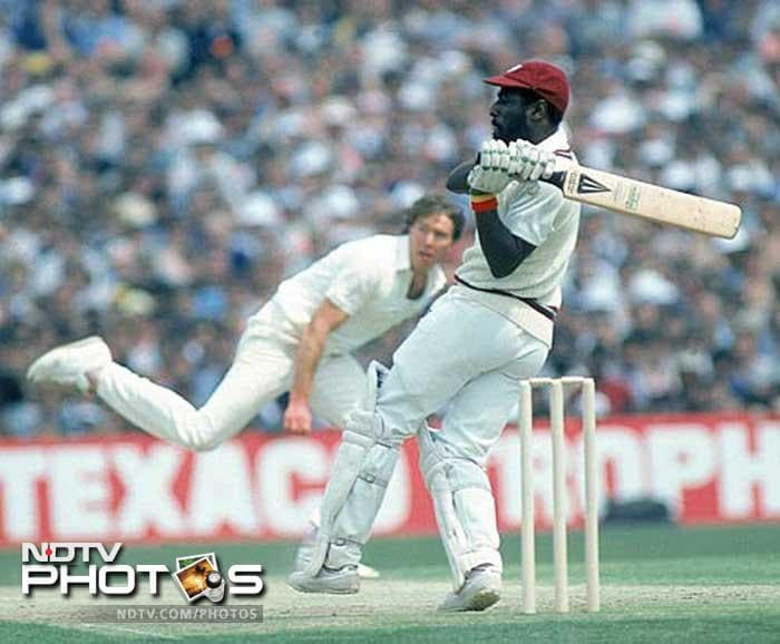 The class of West Indies' cricket in those days was such that even though Richards did not lose a single home series during his captaincy, he was never seen as a match for the post under the leadership Clive Lloyd.