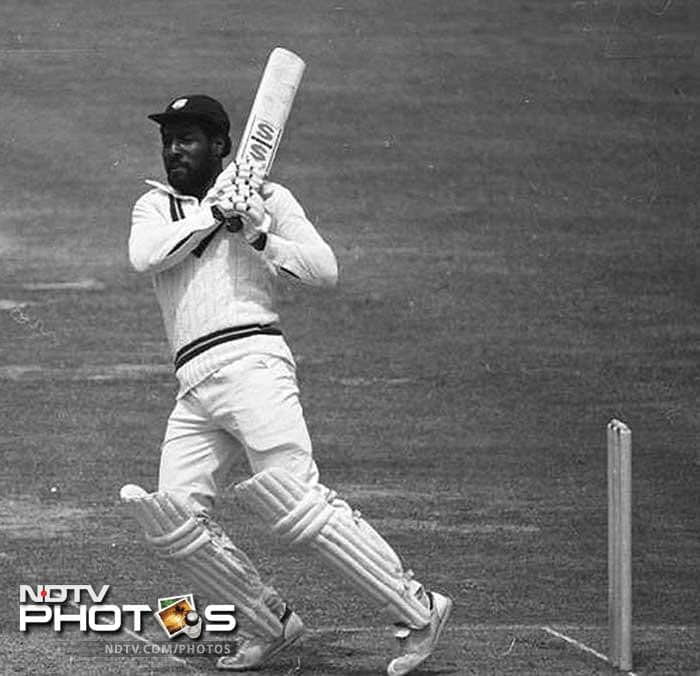 England was his favourite hunting ground as he has had the most success there away from home. Apart from his international success, Richards also had a great county stint with Somerset and Glamorgan who he led to Championships.