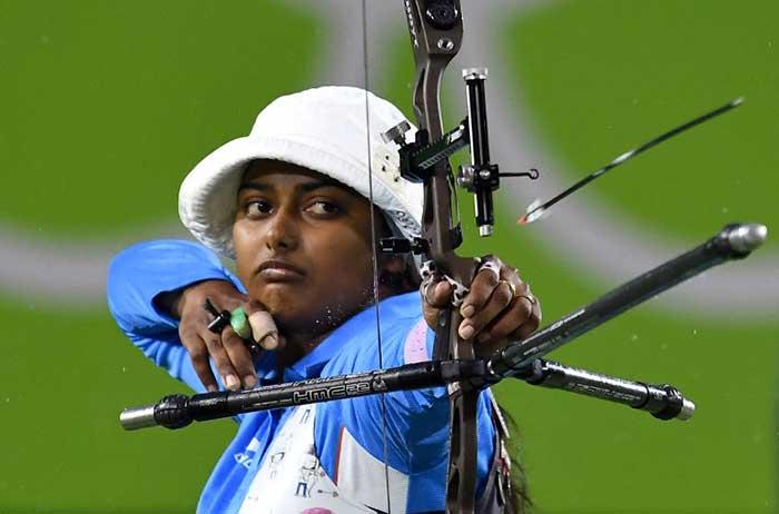 Photo : रियो ओलंपिक के पांचवे दिन तीरंदाज बोम्बाल्या देवी, दीपिका कुमारी छाईं