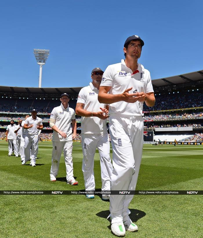 What next for Alastair Cook and Co? There are questions regarding his captaincy and the England management need to make tough decisions.