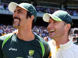Rogers powers Australia to 4-0 Ashes lead, eye whitewash