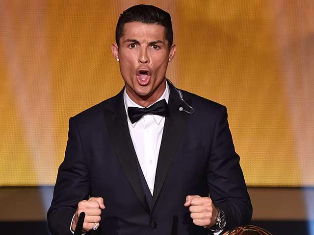Cristiano Ronaldo Is King of Football, Again!