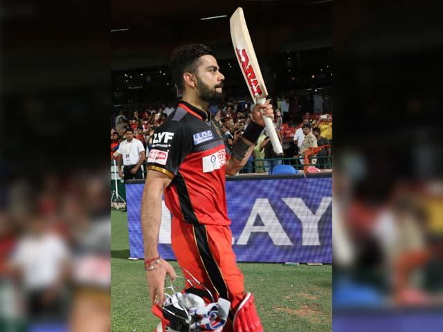 IPL: Virat Kohli Slams Second Ton as RCB Beat RPS