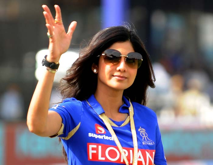 The Royals won the match with 6 wickets and 9 balls left. Team owner Shipla Shetty would have even liked the knocks of 18 runs from both Ajinkya Rahane and Ross Taylor. (AFP Photo)