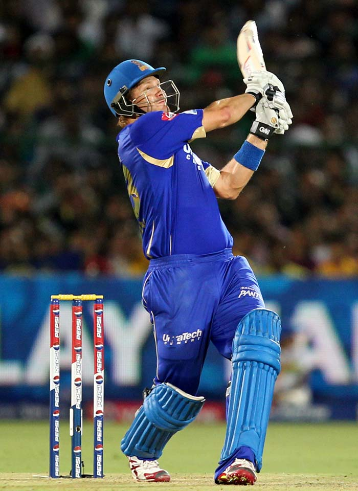 Rajasthan Royals beat Chennai Super Kings by 5 wickets to go to second spot in the points table. (BCCI Image)