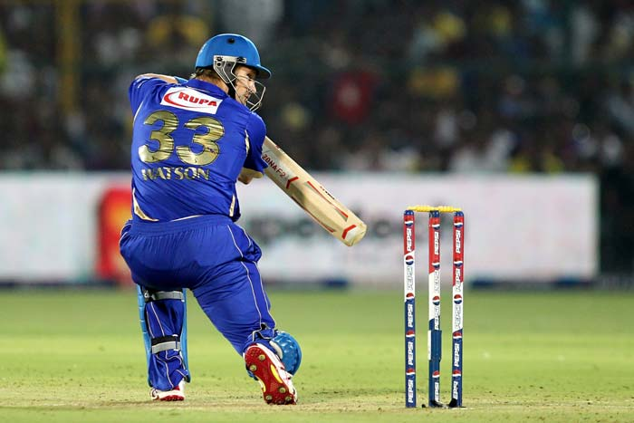 Shane Watson smashed 70 from 34 balls. (BCCI Image)
