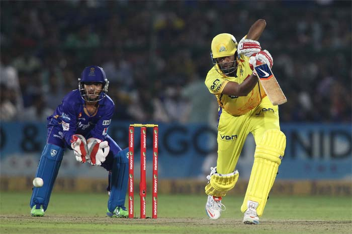 Ravichandran Ashwin almost took the game away from Rajasthan Royals with his blistering 46-run knock. Together with Chris Morris (26 not out), he added 73 runs from 55 balls.