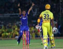 Photo : CLT20 2013: Rahane, Tambe take Rajasthan into final