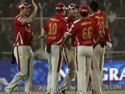 Photo : IPL 2015: KXIP End Royals' Run With Super Over Victory