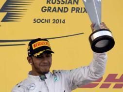 Lewis Hamilton Wins Inaugural Russian Grand Prix