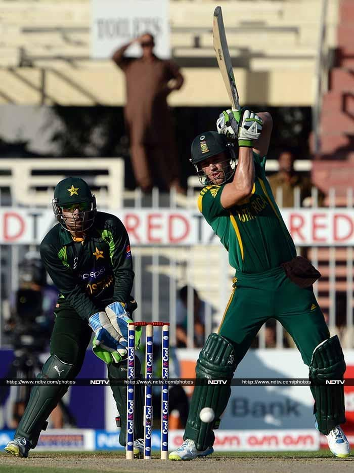 This was his 15th ODI hundred and one that justified the decision to bat first.