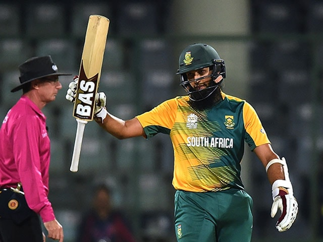 World T20: Hashim Amla Fifty Gives South Africa Easy Win Over Sri Lanka