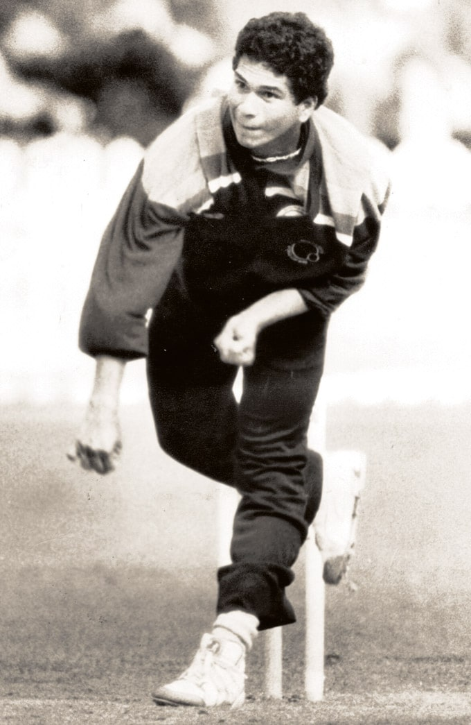 "... in New Zealand at the 1992 World Cup. (Photo: <a href=""http://www.mid-day.com//""> Mid-Day.com)</a>"