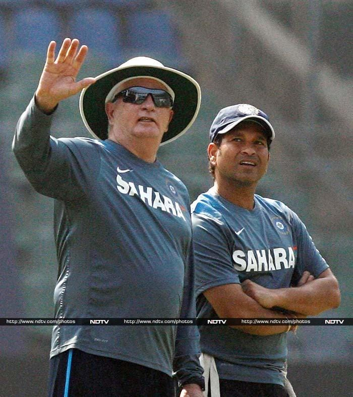 With India set to play West Indies at Wankhede - Sachin's final appearance - a new hero may be around the corner as well although Arjun still has a long way to go.