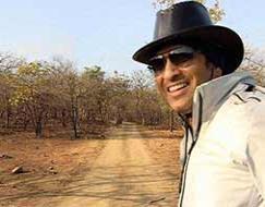 Photo : When Sachin Tendulkar met the lions at Gir