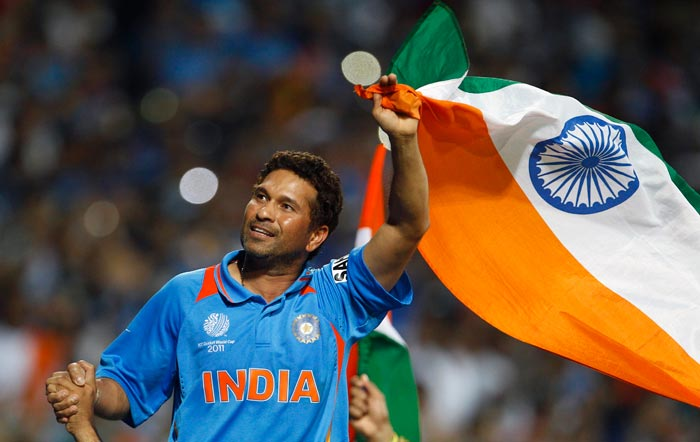 Sachin Tendulkar plays his 200th and final Test at the Wankhede Stadium, Mumbai and here is a collection of top-10 photos we love about the Master Blaster. Images courtesy: BCCI, Mid-Day and AFP