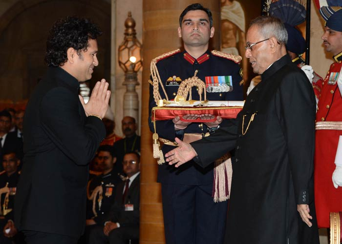 The biggest highlight of his days after cricket was being honoured by the Bharat Ratna on February 4 this year.