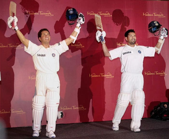 What's similar among Amitabh Bachchan, Aishwarya Rai, Shah Rukh Khan, Salman Khan and Sachin Tendulkar? All of them have their wax statues at the Madam Tussauds Wax Museum. Sachin is the first Indian sportsperson and third cricketer after Brian Lara and Shane Warne to have a wax statue at the prestigious museum.