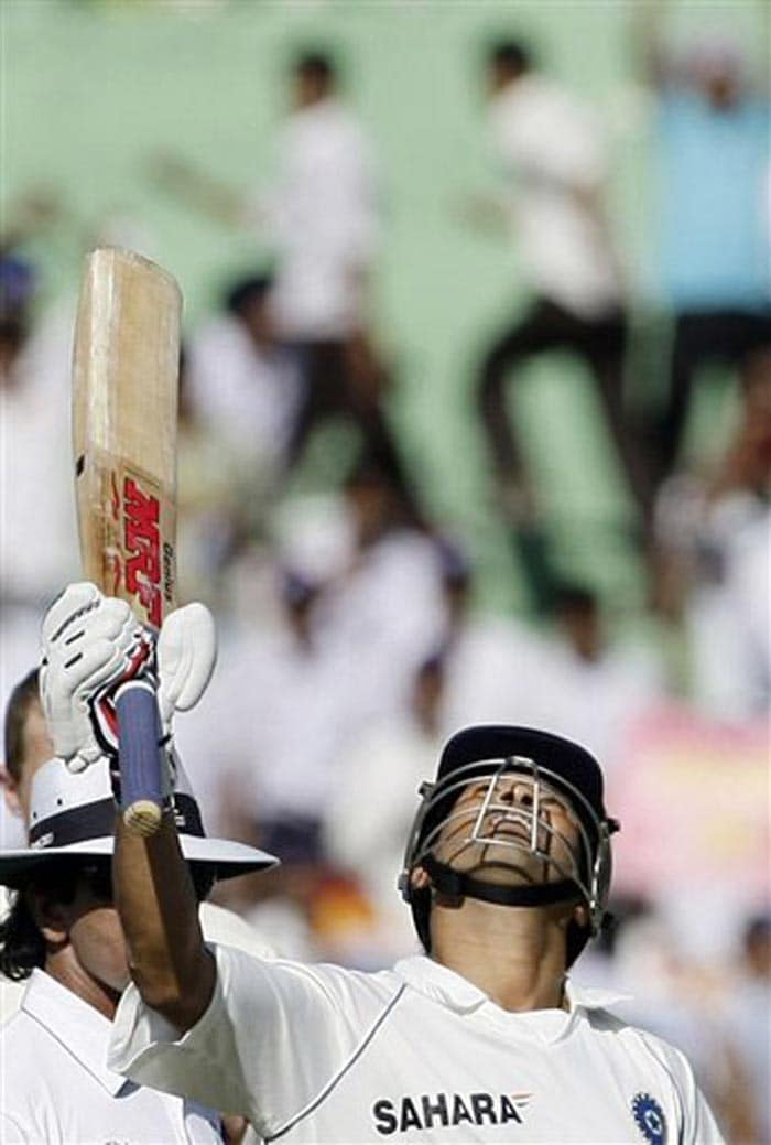 Highest run getter in Test cricket: Sachin remains the highest run-getter in Test matches. Since he made his debut in 1989 against Pakistan, Sachin has scored 15470 runs.