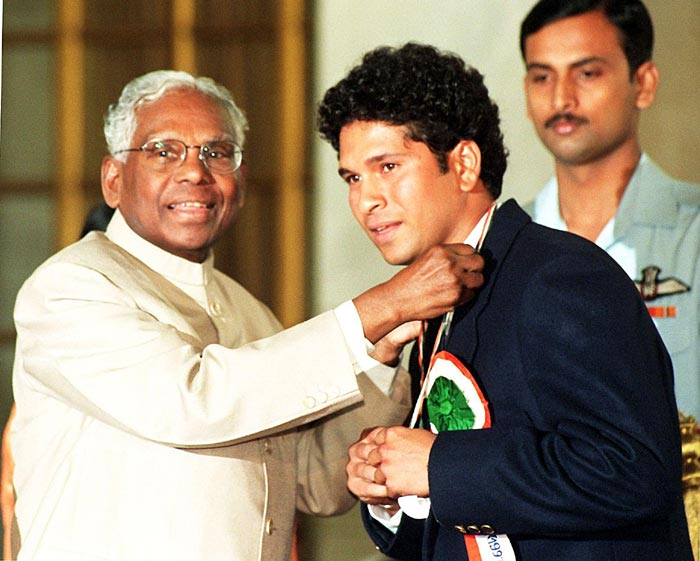 Sachin Tendulkar: 38 years, 38 achievements