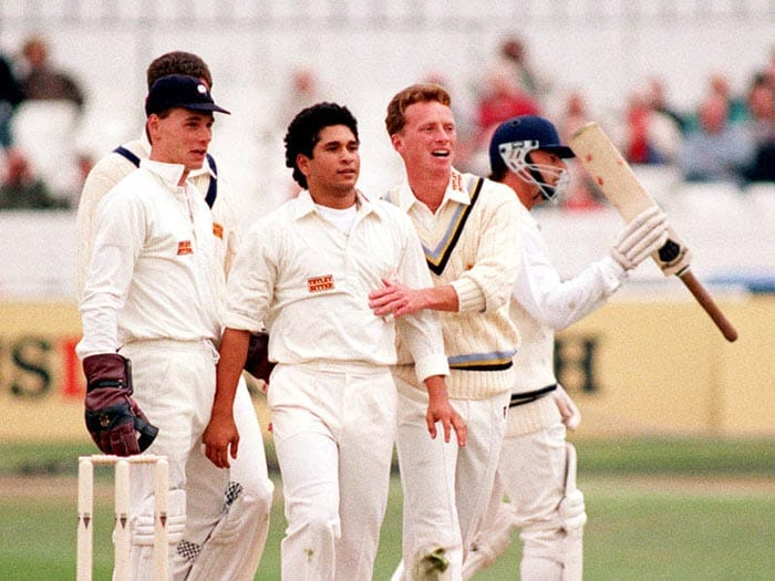 In 1992, Sachin became the first-ever overseas cricketer to represent Yorkshire in their County Championship. Yuvraj Singh was the second player from India to play for them.
