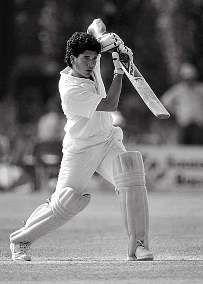 Sachin is the only Indian player to score a century in all three of his Ranji Trophy, Duleep Trophy and Irani Trophy debuts.