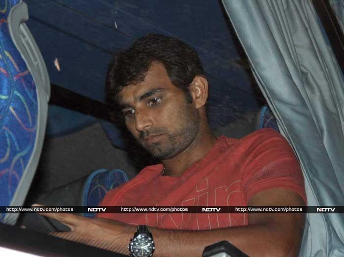 Man of the Moment Mohammed Shami seems to have his feet firmly planted on the ground.