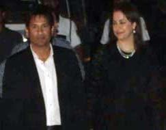Photo : A Team India reunion at Sachin Tendulkar's dinner party