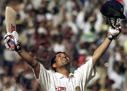 <b>April 24, 1989-April 24, 1995:</b><br><br> 35 Tests - 2425 runs, Highest - 179, 8 centuries<br> Plays just 3 Tests but scores prolifically to make 402 runs in the limited matches. Makes a single century the whole year which is his then highest Test score of 179 that he gets versus the West Indies at Nagpur on December 2, 1994. <br><br> 97 ODIs - 3070 runs, Highest - 115, 4 centuries, Wickets-31<br> The year that Tendulkar comes into his own and ends the long wait on September 9, 1994, when in his 79th match, he strikes his first ton - a 110 against Australia at Colombo. With the deed done at last, it isn't long before he fires more. He smashes 3 more hundreds before his 22nd birthday, helping him to compile nearly 1,000 runs in 21 matches in the year. Tendulkar also passes 3,000 runs while playing against Sri Lanka at Sharjah on April 9, 1995 - his 96th ODI.