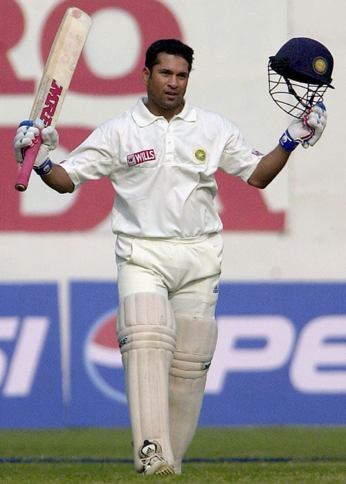Sachin Tendulkar got his first double hundred in Ahmedabad, so its not surprising that he wants to own a house in Gujarat.