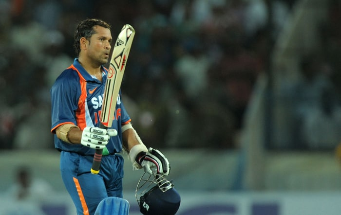 <b>Year 2009, 84th Century:</b> If anybody knows how to do it in style, it has to be Sachin Tendulkar. Waiting a full year after his 42nd century, Sachin impressed everybody with an unbeaten 163 against New Zealand on March 6, 2009 at AMI Stadium, Christchurch. Announcement made, Sachin is back.