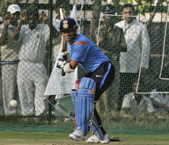 <b>Year 2001, 55th Century:</b> In a losing battle against the Proteas on October 5, 2001, Sachin scored his 30th ODI century at the New Wanderers Stadium in Johannesburg.