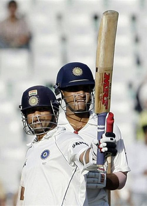 <b>Year 2005, 73rd Century:</b> It took Sachin exactly a year to surpass his idol Gavaskar. In 2005, Sachin played six Tests making 444 runs. He missed out on a hundred against Pakistan in Mohali when he was dismissed for 94 runs. And then there was a long wait. On December 10, 2005 in New Delhi, he got his 35th Test ton against Sri Lanka. He contributed 109 to India's 290 on a tricky Kotla track where Muralitharan was at his wily best. As they say all's well that ends well, India won the match by a big margin of 188 runs.
