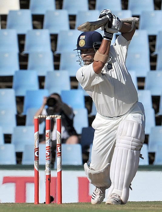 <b>Year 2010, 96th Century:</b> Sachin knew that his 50th Test century will be the one for the record books and he chose a great setting to bring it up.