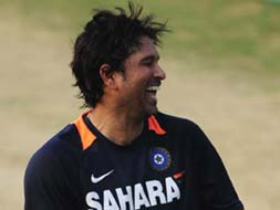 The joy of Sachin Tendulkar