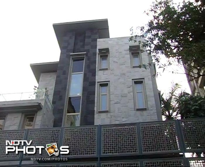 Here's a look at the house which reportedly cost him nearly 80 crores.