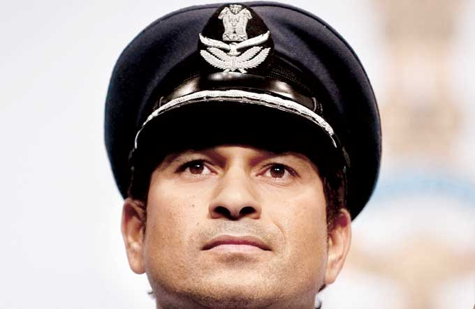 "He was presented with an honorary rank of Group Captain of the Indian Air Force in 2010.<br><br><a href=""http://www.mid-day.com/"" class=""fn fl""><span class=""fr""><b>(Courtesy: Mid-Day.com)</b></span></a>"