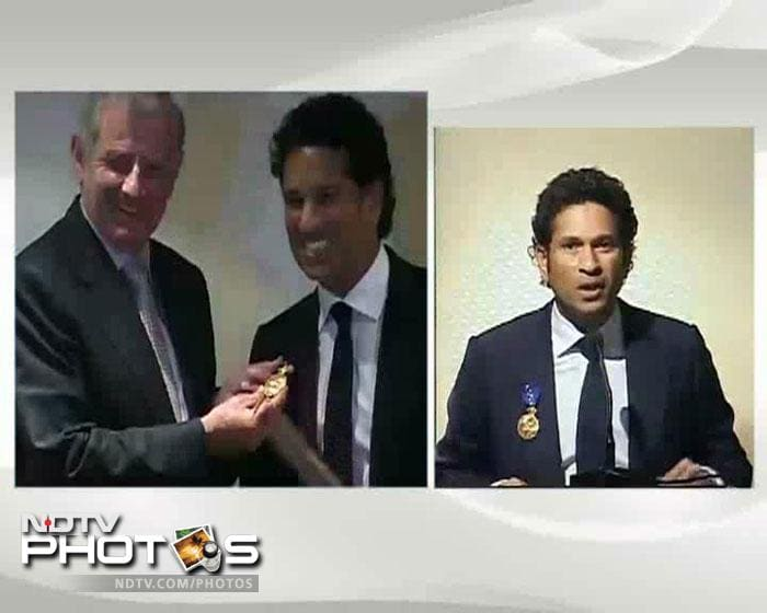 Tendulkar highlighted how tough it was to play against the Aussies and the ovation he got from the crowds back in 2007 and was amazed that he was able to play there again four years later. He hoped to visit the country as a tourist later if not as a cricketer as it held a special place in his heart.