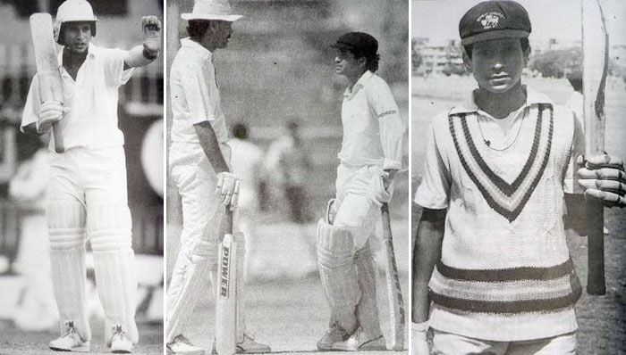 On 11 December 1988, aged just 15 years and 232 days, Tendulkar scored 100 not out in his debut first-class match for Bombay against Gujarat, making him the youngest Indian to score a century on first-class debut. He is infact the only player to score a century in all three of his Ranji Trophy, Duleep Trophy and Irani Trophy debuts.