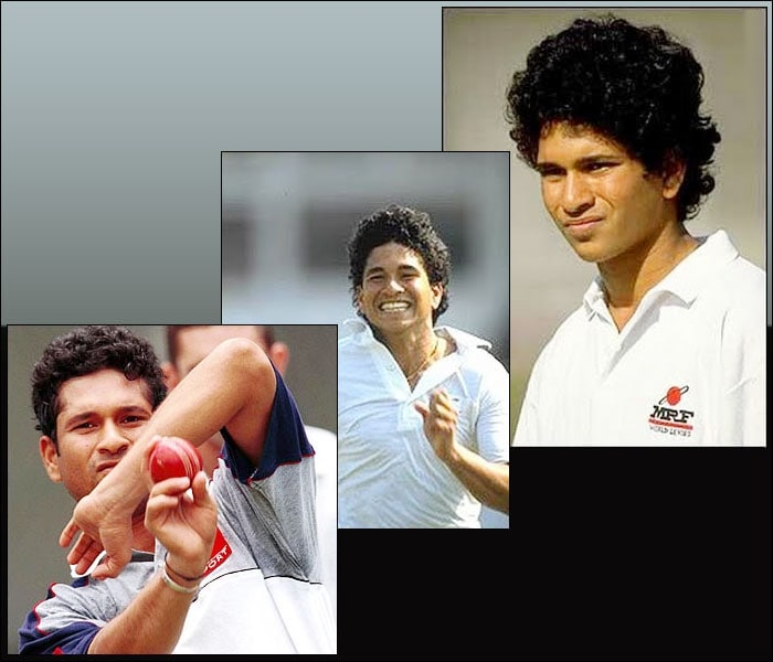 Sachin attended the MRF Pace Foundation to train as a fast bowler, but Australian fast bowler Dennis Lillee suggested the small-framed prodigy to focus on his batting instead. The suggestion further moulded the cricketing path that was undertaken by Sachin. After his family moved closer to Shivaji Park in Bombay, Sachin's game began to improve.<br><br>At the age of twelve and thirteen, he was practicing and playing school matches for a total of twelve hours a day on some days. His passion for excellence was relentless. He once played fifty-four matches in a row. When he was 14, Indian batting legend Sunil Gavaskar gave him a pair of his own ultra light pads.