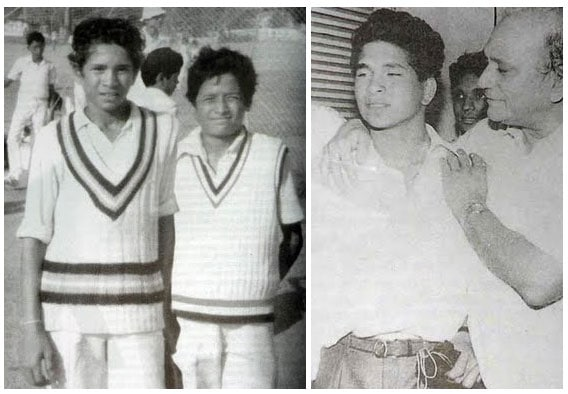 The scholar of the cricket field was no scholar in the field of education. Sachin went to Sharadashram Vidyamandir School and with some scraping and studying, he crossed his school board examination.<br><br>He went on to join Kirti College, where his father taught, for his university education but destiny had other plans. Though Sachin Tendulkar could not graduate, he mastered the world of professional cricket.