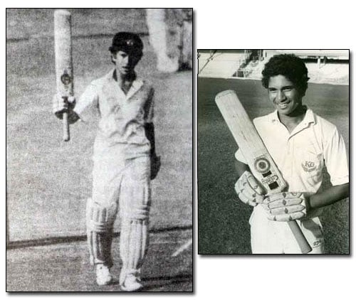 During practice sessions, Tendulkar's coach and mentor, Ramakant Achrekar used to put a one-Rupee-coin on top of the stumps, and the bowler who dismissed Tendulkar used to get the coin. If Tendulkar passed the whole session without getting dismissed, the coach used to give him the coin. The 13 coins won by Tendulakar paved way for bigger, better awards and prizes but those 13 coins are still priceless for the Master Blaster.