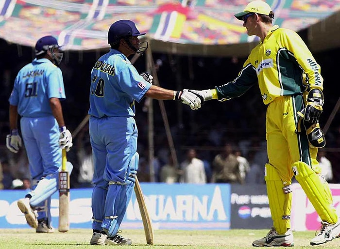 During the next world cup in 2003, despite the fact that India lost to Australia in the finals, Sachin was named the man of the tournament. He scored 673 runs at 61.18 in the World Cup. His 98 against Pakistan in an exceptionally anticipated match was one of the best knocks played by Indians at World Cups.